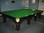 Snookerbillard Remington